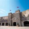 ナイトプールから観覧できる花火スペクタキュラ | ラグナシア プール&ナイトプールオ